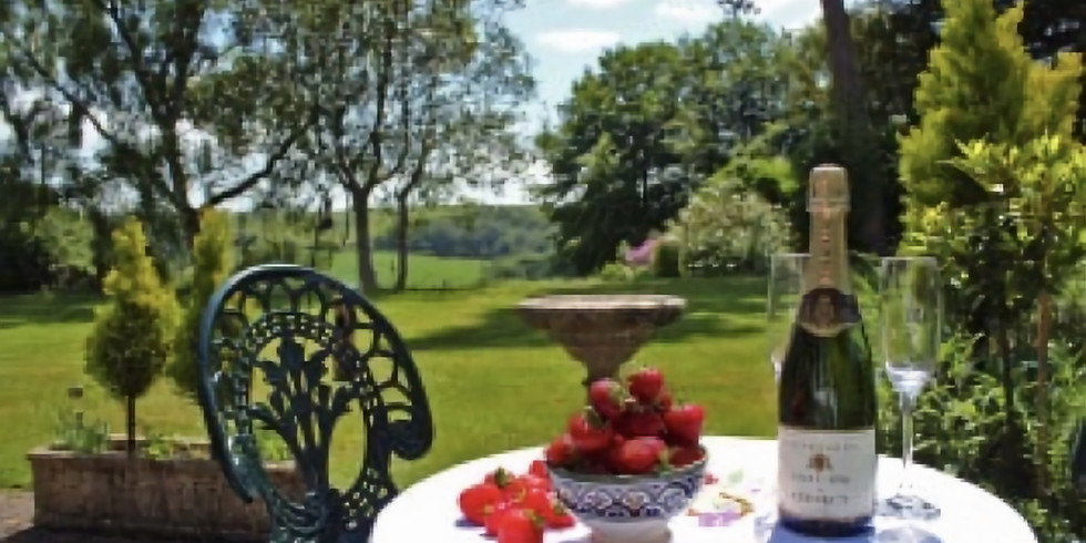 1.2.1  'Garden Cottage' Residential V.I.P  Retreats - Throughout 2020
