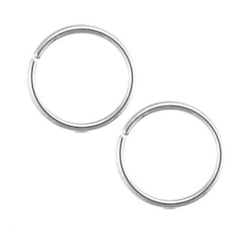 Seamless Rings Titanium