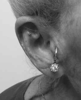 Outer Conch & Tragus