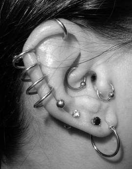 Ear Spiral