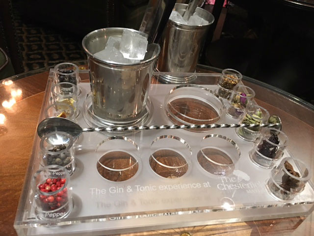 Spices, peels and botanicals - the secret of great gin