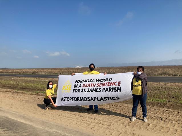 #StopFormosa day of action, 2021
