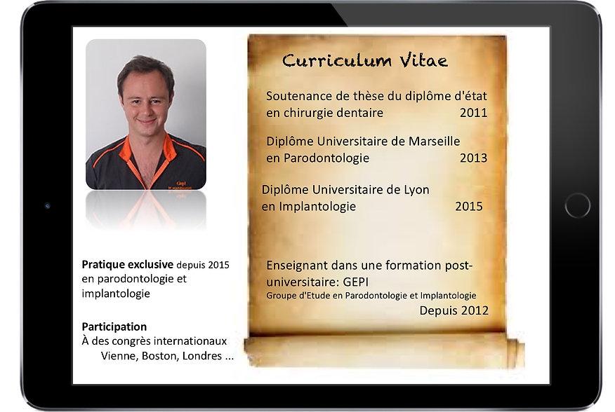 docteur houvenaeghel brice chirurgien dentiste parodontologie implantologie exclusive