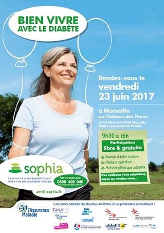 BIEN VIVRE AVEC LE DIABÈTE: Flash info de l'Assurance Maladie 13008 Marseille