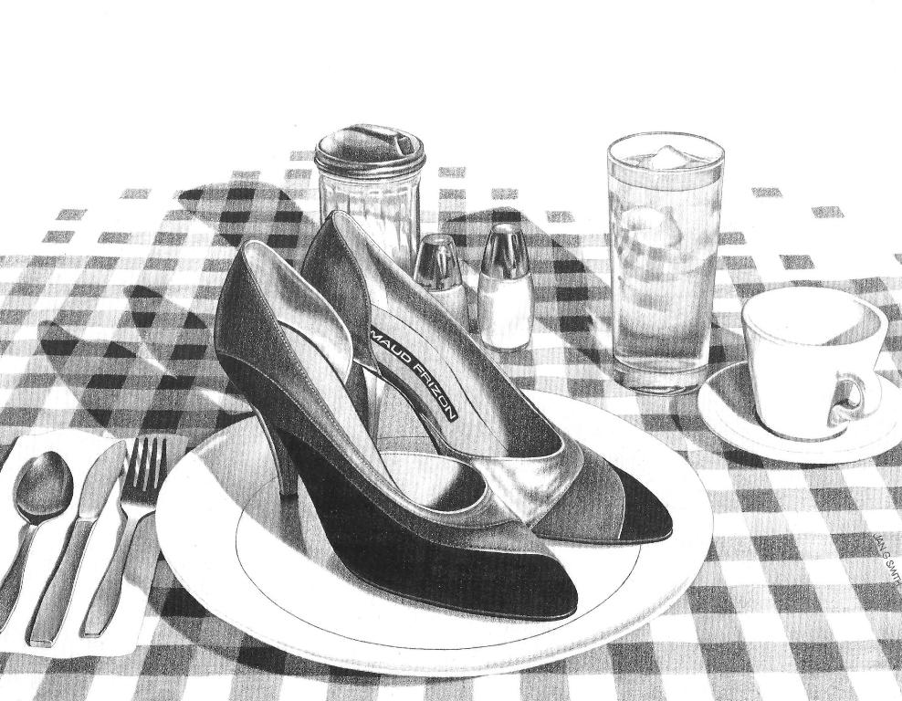 Illustration for Neiman Marcus