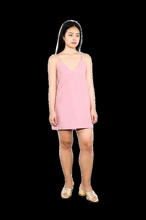 Jávea dress in Mauve