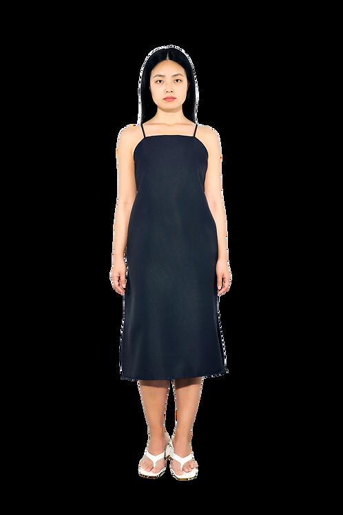 Tabarca dress in Navy