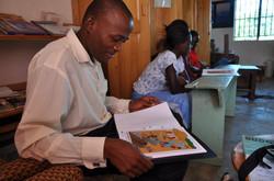 Teachers reading lessons plans about wat