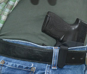 Appendix Carry-Inside the Waistband