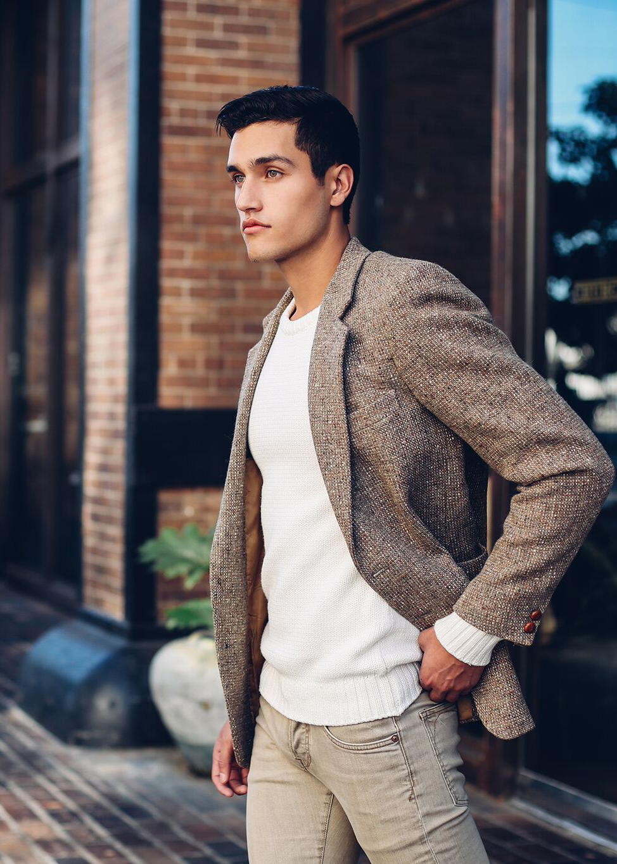 Jonathan | GENETIC MODELS MANAGEMENT, Los Angeles modeling