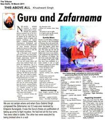 The Tribune, New Delhi, 031911.jpg