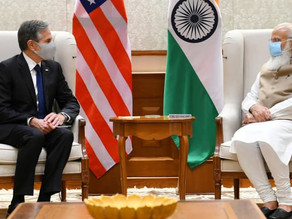 U.S. and India both want to ensure stability in Afghanistan