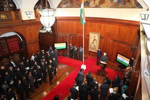 Independance Day 2016, High Commission of India London