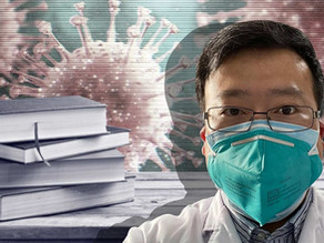 Chinese Coronavirus Whistleblower: 'The Dog It Was That Died'