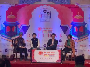 In conversation with Nilanjana Roy, Chandrahas Choudhury and Keshava Guha