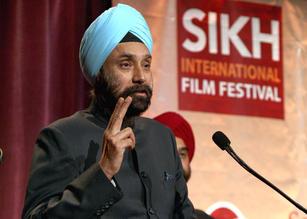 Speaking at the annual International Sikh Film Festival, New York, 2011