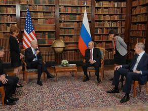 बाइडेन-पुतिन मुलाकात के बावजूद अनिश्चित हैं अमेरिका-रूस संबंध