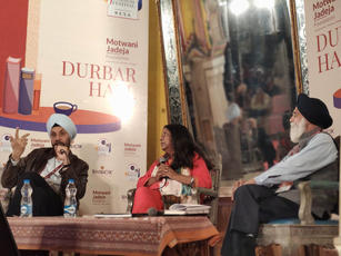 In conversation with Surjit Patar and Nirupama Dutt