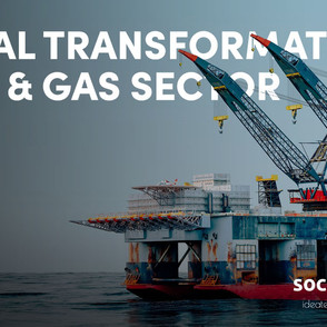 Digital Transformation: Building Resilience in Oil and Gas Industry