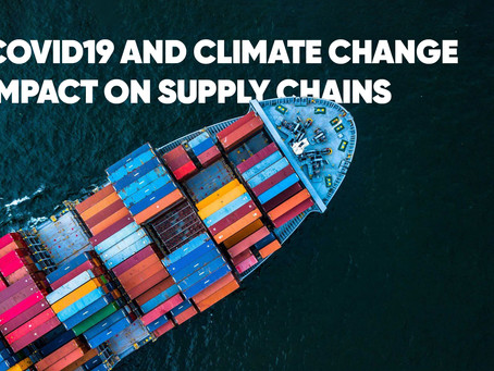 Impact of COVID-19 and Climate Change on Supply Chains