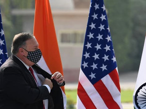 Pompeo's 'strong remarks' are needed to send a message to China