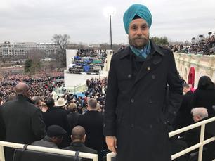 Inauguration of President Donald Trump, Washington DC 2017