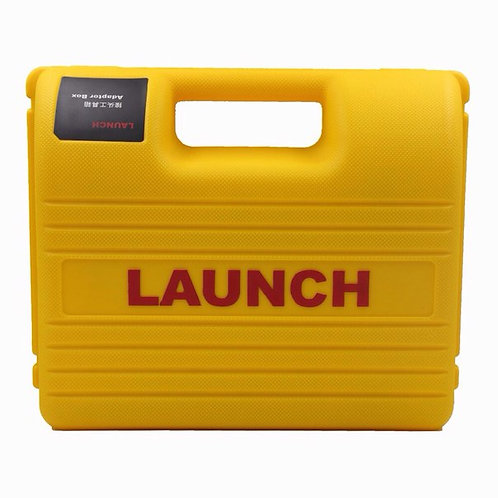 Launch X-431 Diagun желтый чемоданчик переходники