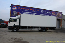 Фургон изотерм MAN TGM 18.330 4x2 BL