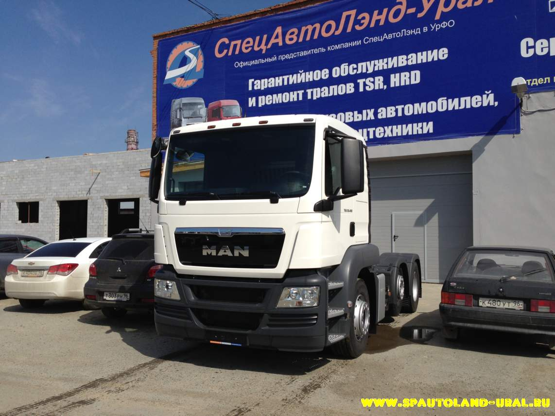 Седельный тягач MAN TGS 26.400 6x2