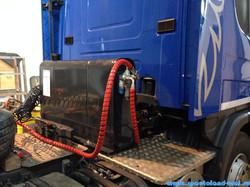Гидрофикация Binotto тягач Scania