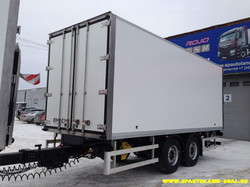 Изотермический фургон MAN TGS 26.360