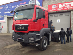 Седельный тягач MAN TGS 33.480 6x6