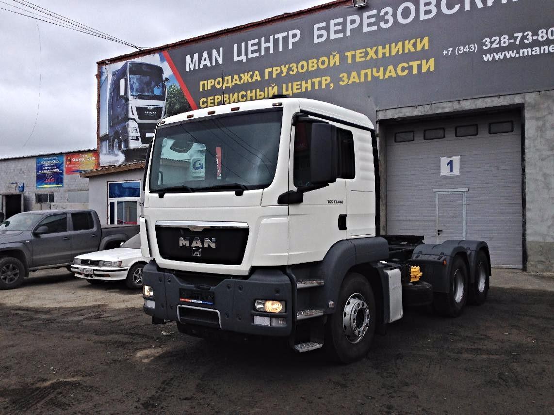 MAN TGS 33.440 6x4 2013 Екатеринбург