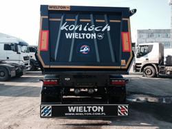 Полуприцеп-самосвал WIELTON Konisch