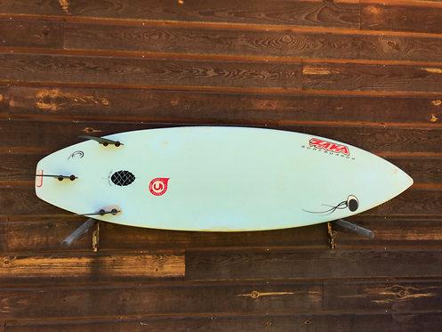shortboard Salomon 6'