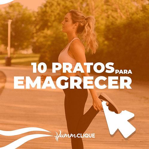 COMBO PARA EMAGRACER - 10 PRATOS