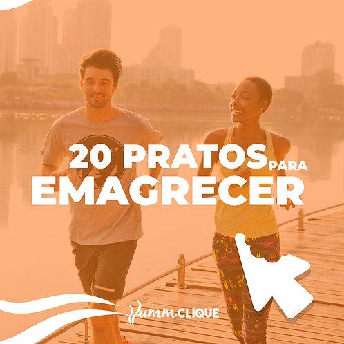 PARA EMAGRECER - 20 PRATOS