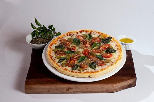 Pizza Marguerita Sem Glúten