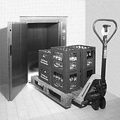 Малогрузовые лифты