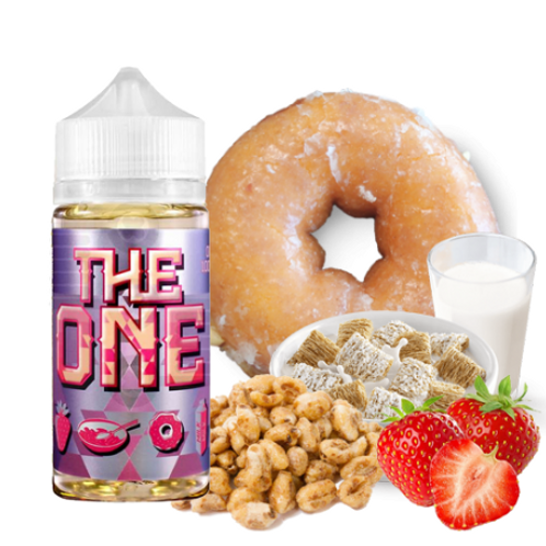 The One Strawberry Donut