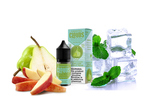 Coastal Clouds Chilled Apple Pear