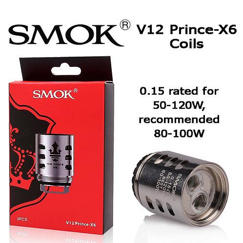 Smok V12 Prince Coils 3pk
