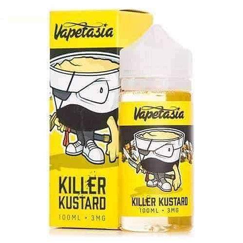 Vapetasia Salts Killer Kustard