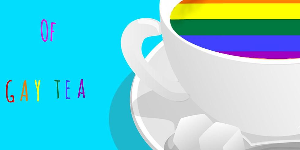 Sunday Bear Tea Membership Meeting