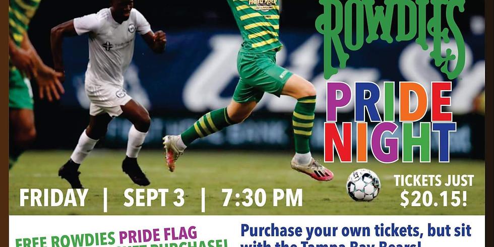 Rowdies Pride Night