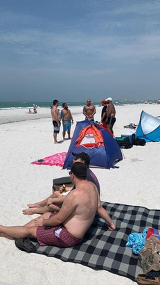 Beach Day! April 17, 2021
