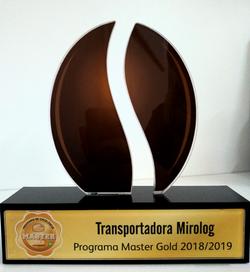 Prêmio Excelência em Transporte JDE