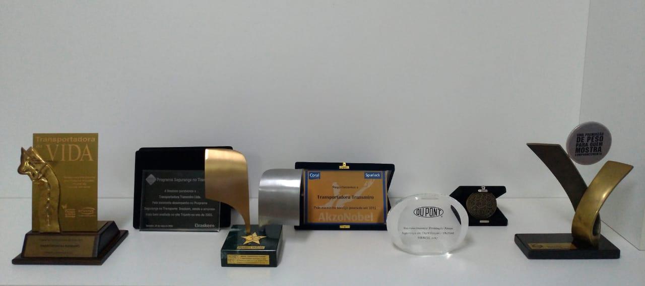 Troféus Mirolog