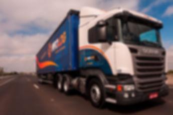 caminhões de transporte