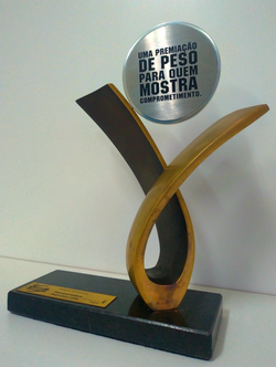 Prêmio Comprometimento Monsanto